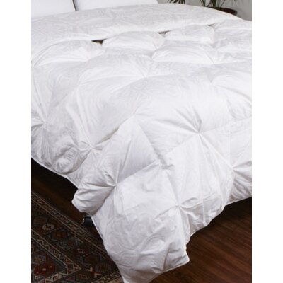 Platinum All Season Down Comforter Size: Twin