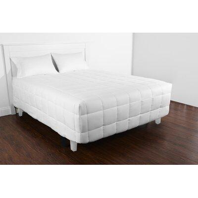 Enhancer Cotton Mattress Topper Size: Twin