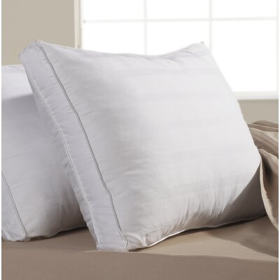 Fiber Pillow Size: Standard/Queen