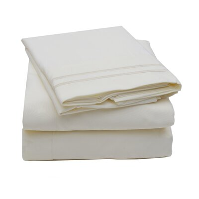 Madame Marie Polyester Sheet Set