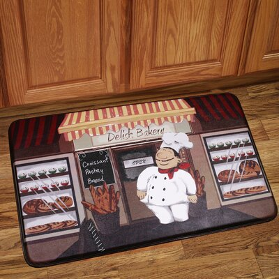 Happy Chef Kitchen Mat