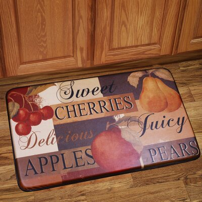 Fruit Mat