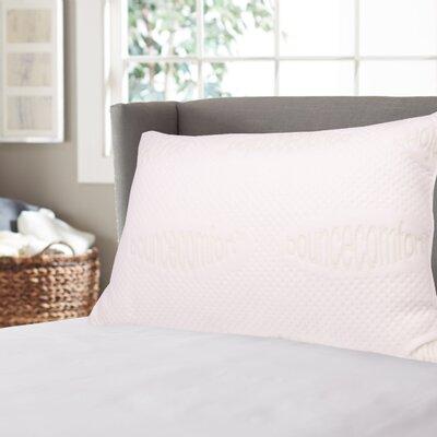 Bounce-Comfort Luxurious Memory Foam Queen Pillow