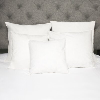 Cotton Throw Pillow Size: 26 H x 26 W