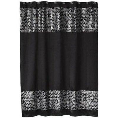 Mosaic Stone Shower Curtain