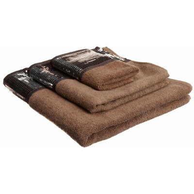 Elite Orb 3 Piece Towel Set