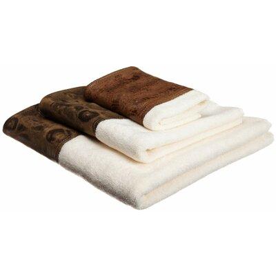 Zambia 3 Piece Towel Set
