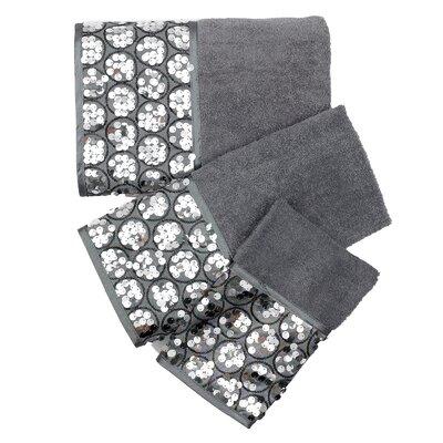 Sinatra Bath 3 Piece Towel Set