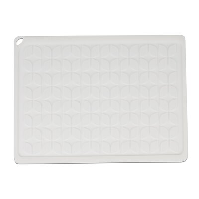 Sweet Home Collection Raised Mat HOT-PAD-13-GREY