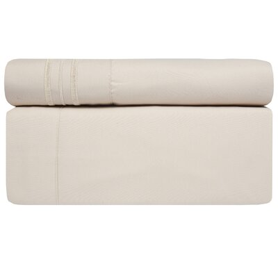 Olivia Branch Microfiber Sheet Set