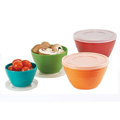 8-Piece Melamine Bowl Set DH-BOWL-SET-087