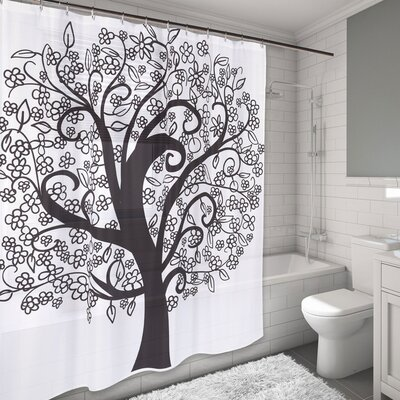 The Tree of Life Water Resistant Shower Curtain