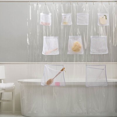 PEVA Chlorine and Odor Free Shower Curtain Liner