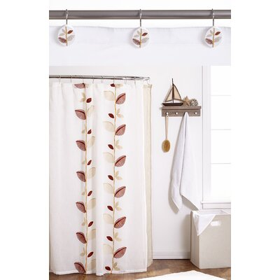 13 Piece Alysia Shower Curtain Set