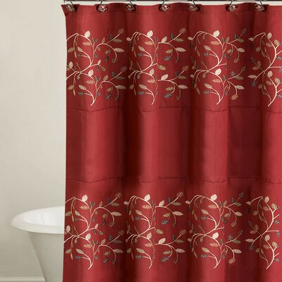 Aubury Leaf Shower Curtain
