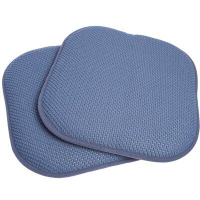Chair Cushion Fabric: Blue