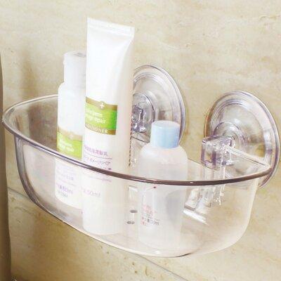 Popular Eliza Suction Cup Bathroom Bath Basket ELI-BSKT
