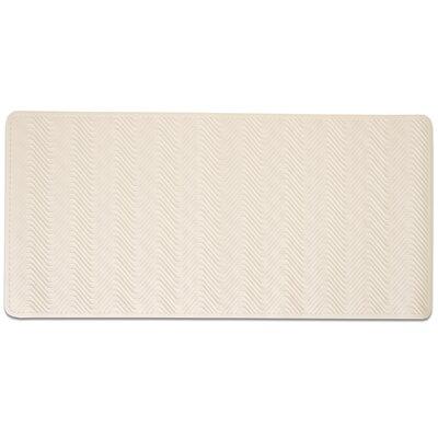 Extra Large Non-Slip Natural Rubber Breeze Bath Mat Color: Beige BRZ-TUB-MAT-702-BGE