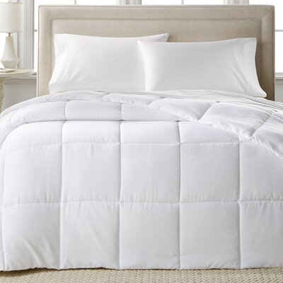 Sweet Home Collection Lightweight Goose Down Feather Comforter Size: Queen