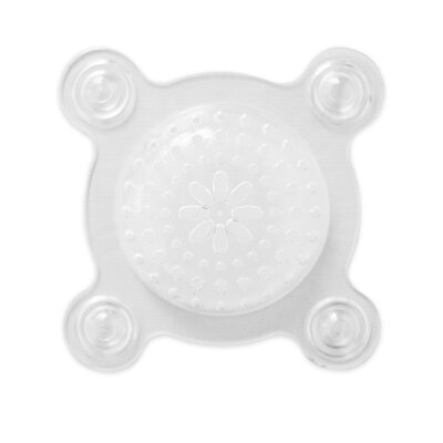 Vinyl Drain Shield with Suction Cups