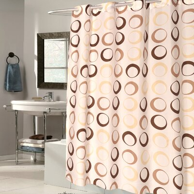 Circle EVA Shower Curtain