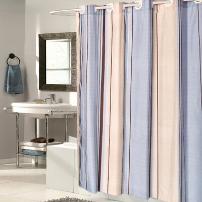 Stripe EVA Shower Curtain