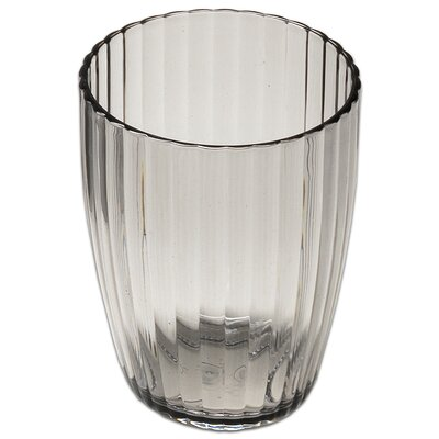 Ribbed Acrylic Waste Basket BAABR-WB-372
