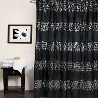 Sinatra Luxury Shower Curtain