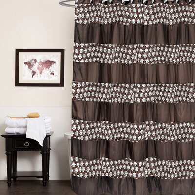 Kristi Luxury Shower Curtain