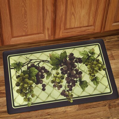 Grapes of Tuscany Anti-Fatigue Kitchen Mat