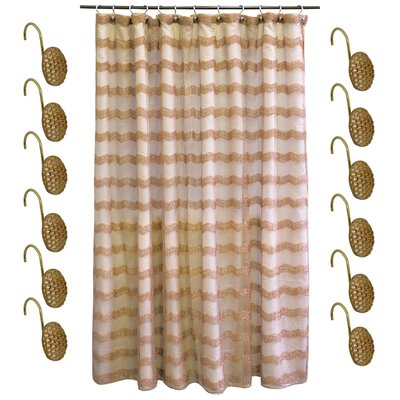 Chateau Shower Curtain Set
