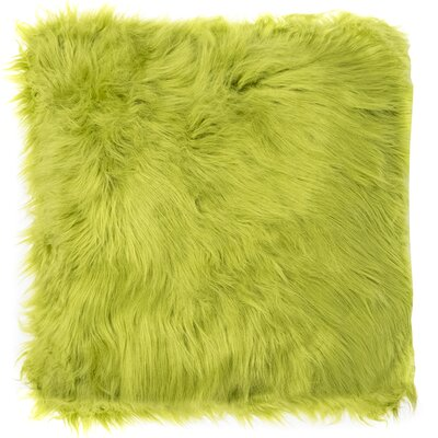 Decorative Throw Pillow Color: Sage
