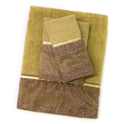 Chateau 3 Piece Towel Set