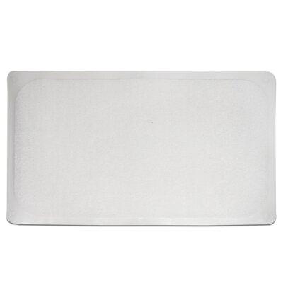 Loofah Premium Woven Non Slip Bathtub Shower Mat LOOFA-RUG-GRY-177