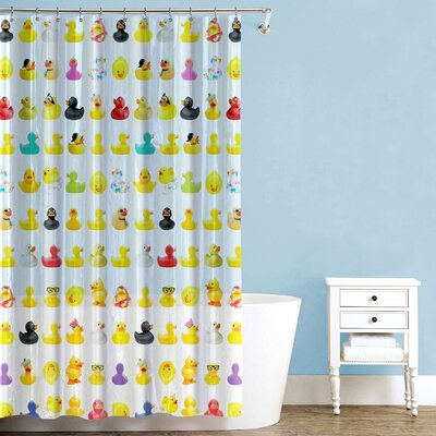 Declan PEVA Shower Curtain