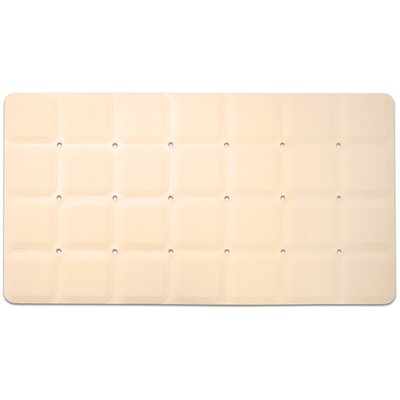 Anti-Slip Shower Mat Color: Beige
