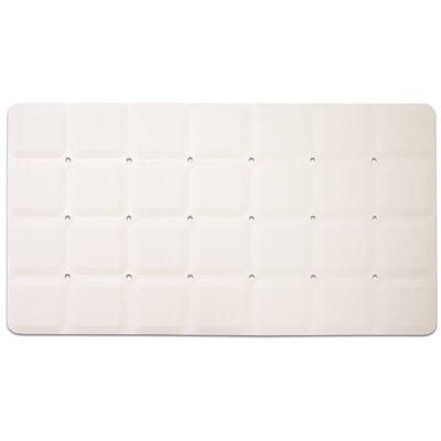 Anti-Slip Shower Mat Color: White
