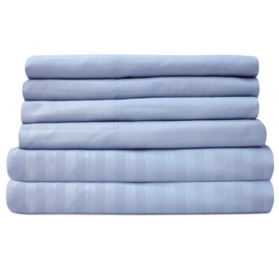 Wasserhund Sheet Set Size: Twin, Color: Light Blue