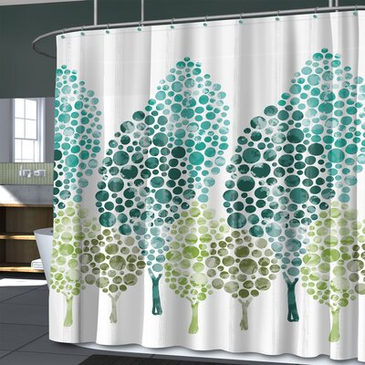 Eilidh Polyester Shower Curtain