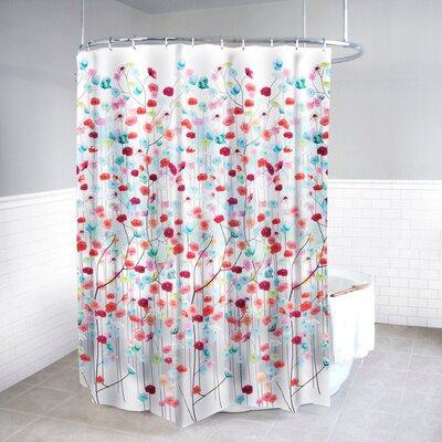 Middleburgh Polyester Shower Curtain