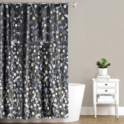 Monreal Polyester Shower Curtain