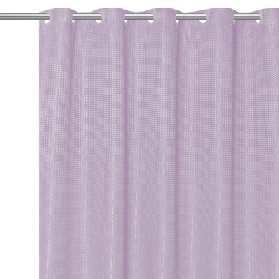 Stamford Polyester Shower Curtain Color: Lilac