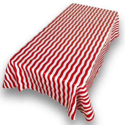 Daidone Bold Stripe Oblong Tablecloth AGTG4430 43255946