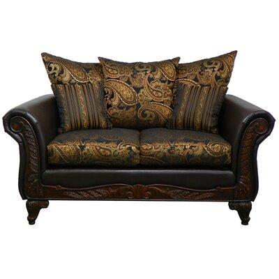 6100LSF49F52 DQPG1058 Piedmont Furniture Isabella Loveseat