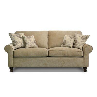 Elizabeth Sofa Upholstery: Elizabeth Sand / Luciano Camel