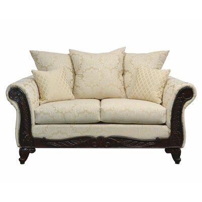 6100LSF47P53 DQPG1108 Piedmont Furniture Isabella Loveseat