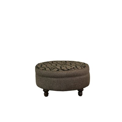 Elizabeth Cocktail Ottoman Upholstery: Madison Straw / Citadel Straw
