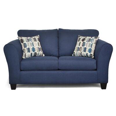 1000LSF126P120 DQPG1136 Piedmont Furniture Skylar Loveseat