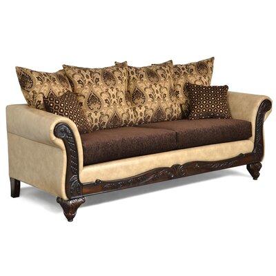 6100SOF122F133 DQPG1133 Piedmont Furniture Isabella Sofa