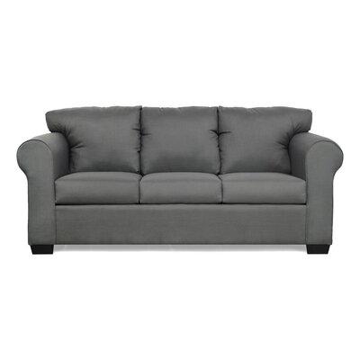 Belinda Sofa Upholstery: Hootie Charcoal